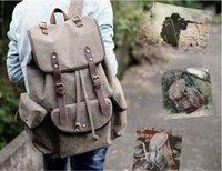 backpack amazon - 2016 new foreign trade ebay Amazon canvas shoulder bag leisure backpack bag