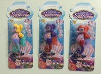 Wholesale electronic robo seahorse swiming water toys fashion pet toy
