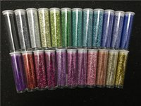 bulk glitter - Bulk Packs Extra Ultra Fine Glitter Dust Powder Nails Art Tips Body Crafts Decoration Color Choice