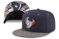 american football houston - Hot Sale Cotton Men Baseball Cap Houston Snap Back Outdoor Texan Sports Hats American Football Team Snapback Hat Summer Adjustable Hat
