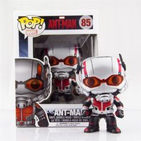 big headed ants - New cm FUNKO POP Ant man Bobble Head Dolls Vinyl Figure PVC Action Figure Collection Toys For Gift of gzcj2016 shop