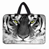 acer laptop accessories - Cool Animals inch Neoprene Sleeve Case Bags For Apple Lenovo Samsung Dell Acer Inch Unisex Computer Accessories Laptop Cases