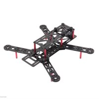 GCF Carbone Glass Mixed Fiber Mini FPV Drone QAV280 Quadcopter Frame Kit