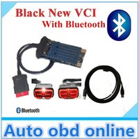 Wholesale New cdp with bluetooth tcs cdp plus r3 keygen in cd unlocked by a code cars truck diagnostic tool same as snooper cdp