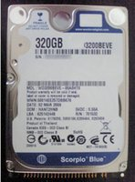 Wholesale 2 quot HDD IDE PATA GB Internal Hard Disk Drive HDD for Old Laptop Notebook NOT sata Hard Disk