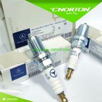 Cheap Set(4) New-Original For Mercedes Benz KC10PYPB4 A 004 159 50 03 64 Spark Plug Car Auto Parts A004159500364