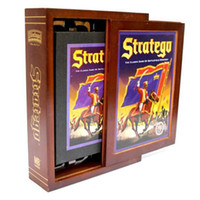 Wholesale Hot Board Game Boutique Box The Western Army Chess Stratego Lu In English Usable And Sturdy Christmas Gift
