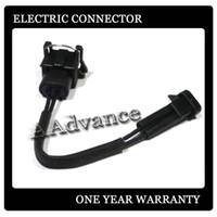 automotive harness connectors - Automotive Electrical Wiring Harness Plug Connector Fuel Injector Adaptor Multec to EV1