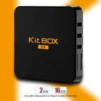 android ui design - RK3229 Kit box K6 Smart TV Box OTA Upgrade system Android Special UI Design fully loaded Kodi TV Boxes support G WIFI Blutooth