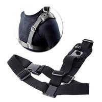 Wholesale Shoulder Strap Mount Harness For Gopro Sjcam Camera Gopro Hero Sport Cameras Xiao mi Yi SJCAM SJ4000 SJ5000 SJ6000 Accessories