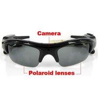 achat en gros de lunettes caméra vidéo mp3-5 en 1 Bluetooth Lunettes de soleil sport Camera + vidéo + Mp3 + intégré de 8 Go de mémoire + bluetooth Sunglass