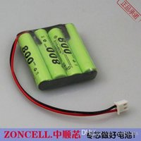 battery for siemens - New Li ion Cell In the core mAh V Ni MH cordless phone battery AAA SIEMENS Panasonic BBK general TCL For GPS Mobile Computer Parts