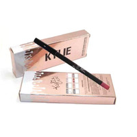 Wholesale HOT NEW Kylie jenner Velvetine Matte Lipstick Lip Pencil color High quality Makeup Lip Liner