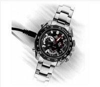 Wholesale SWISS MILLITARY CLASS MP3 Spy Watch Camera in New Style High Resolution Spy Watch Camera DVR GB