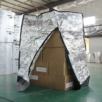 apparel manufacturers - Aluminum Foil Pallet Cover Box Insulation Pallet Covers Manufacturers Pharmaceutical Thermal Covers Environmental Protection Material Landy