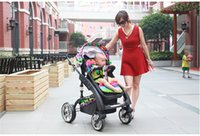 Wholesale Baby stroller can take the child lying carts can be used for children years old to use