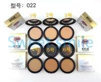 Wholesale Kyli jenner Face Powder Professional Makeup Studio Fix Powder Plus Foundation colors