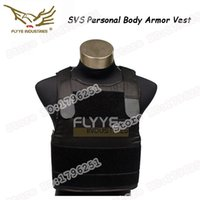 armor personal - FLYYE Tactical SVS Personal Body Armor Vest Cotton for Outdoor Army with D Cordura Waterproof Nylon FY VT T003