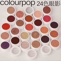 Wholesale 2016 New Colourpop Super Shock Shadows Multi colors Single Piece different colors Eye Shadow makeup eyeshadow dhl