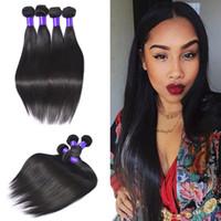 bell machines - 8a peruvian human hair extension peruvian straight human hair weave cheapest bell queen hair