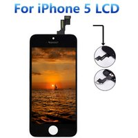 apple oem - OEM LCD Front Glass With Assembly Replacement Screen For iPhone G display Free DHL Ship