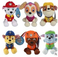 Wholesale Brand new PAW Patro dog doll plush toys dog patrol doll cm cm puppy doll