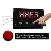 Takagism игра номер побег проп Поймать время черные панели поймать пароль, чтобы открыть дверь