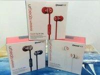 Wholesale Refurbished Urbeats Wireless Eadphone Sport Bluetooth Headset Noise Cancel Eardphone with retail box
