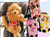 Wholesale Foldable Fashion Pet Dog Carrier Backpack Dog Bag Carrier Travel women men Breathable Outdoor Shopping Dog bags for small dogs