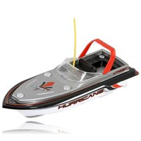 Wholesale Remote control hovercraft toy RC Boat barco de pesca Lancha electric plastic battery USB charger scale models water toys