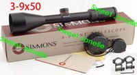 3-9x50 - Simmons x50 With Scope Rings Rifle Scope