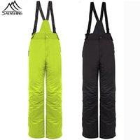Wholesale Winter Snowboarding Pants Brand Men s Ski Pant Waterproof Thermal Snow Pants For Outdoor Sport Skiing Snowboarding Trousers