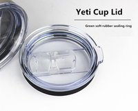 Wholesale Spillproof Lids For YETI Rambler Tumbler oz And oz Cups Lids Cars Beer Mug Large Capacity Mug Tumblerful Lids