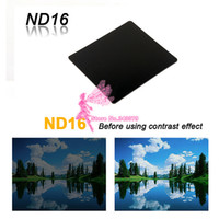 Wholesale ND16 Neutral Density Filter for Cokin P series New