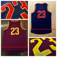 Wholesale Jame Player Basketball Jerseys Champions Basketball Shirts Men s Basketball Wear Top Quality Stitched Jerseys All Teams are Available