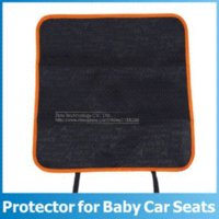 baby auto chair - PU Car Seat Cover Protector Auto Back Seat Cover for for Baby Car Seats Child Safety Chair infant Car Seat