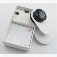 Wholesale In Stock Original Xiaomi Xiaoyi Webcams Wireless Wifi Built in Microphone P degree way intercom