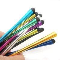 Capacitif Stylet Écran tactile Pen Avec iPhone6 Colorful écran universel Touch Pen Stylet Pour ipad2 / 3/4 iphone gros Samsung S6
