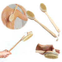 bath and body brushes - New Detachable in Natural Body Brush for Skin Exfoliation Reducing Cellulite and Stretch Mark Appearance