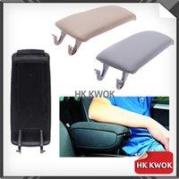Wholesale Car Armrest Box Central Store Content Box Armrest Center Console For AUDI A4 S4 A6 Allroad Black Beige Grey