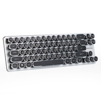 Wholesale Magicforce Keys Mini Mechanical Keyboard with steampunk typewriter keycaps
