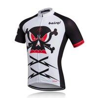 Wholesale Hot sale new Cycling Shirts Tops Men Bike Riding Suits Cycling Jersey Shorts Kits Top Shirt Knickers Set M XXL Yellow Black