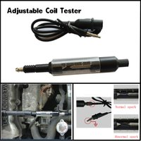 auto sparks - Spark Plug Tester Coil Overs Detector Autos Ignition System Diagnostic Test Tool