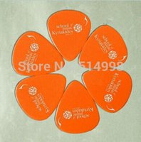 Wholesale of New Smooth Nylon Guitar Picks Plectrums Guitar Parts Accessories