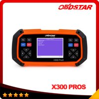 audi pic - OBDSTAR X300 PRO3 Key Master OBDII X300 Key Programmer Odometer Correction Tool EEPROM PIC English Version Update Online