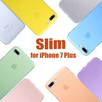Wholesale 0 mm Ultra Thin Case Slim Matte Frosted Transparent Soft PP Full Cover Lens Protection Case Cover for iPhone Plus Iphone S DHL