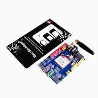 band development - SIM900 GPRS GSM Shield Development Board Quad Band Module For Arduino Compatible High Quality