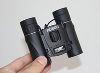 Wholesale PUROO Mini binocular telescope HD night vision non infrared child4ren s X army concert glasses telescope
