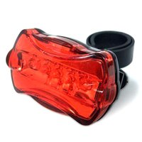 bicycle accessaries - Road Bike Mountain Bikes Butterfly Flashlight Taillight Safety Warning Light Bicycle LED Rear Light Lamp Bike Accessaries