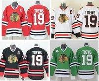 Wholesale Discount Hockey Jerseys sell Chicago Blackhawks Jerseys Jonathan Toews Ice Hockey Jersey Winter Classic Jerseys Accept mix order custom